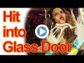 Idiots Hitting into Glass Door Compilation